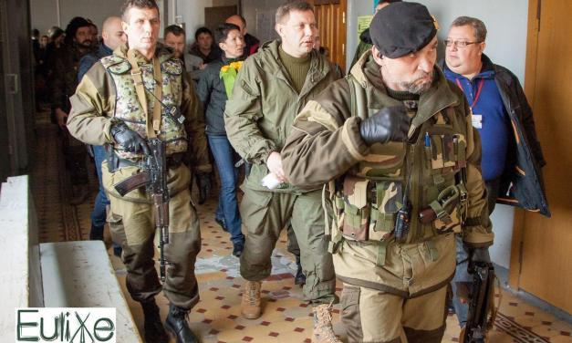 Situación política en Donetsk: visión desde dentro