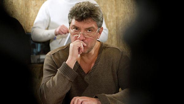 Cuatro años del asesinato de Boris Nemtsov