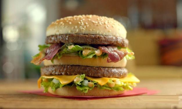 Infografía del día: dónde se vende el Big Mac más caro del mundo