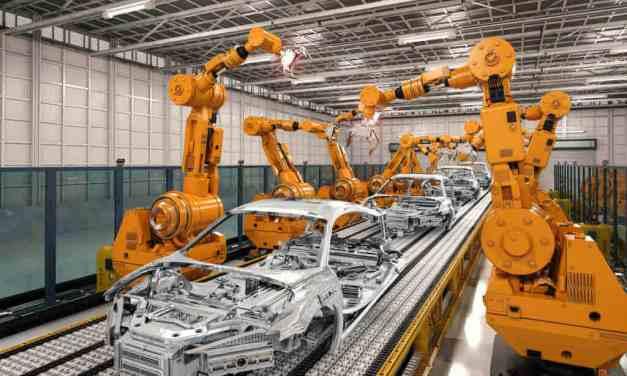 Infografía del día: ¿qué países usan más robots?
