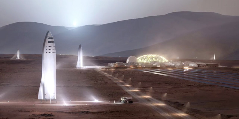 ¿Cuánto costará el billete a Marte de ida y vuelta?