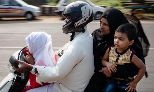 Cómo conducir en India (y sobrevivir para contarlo)
