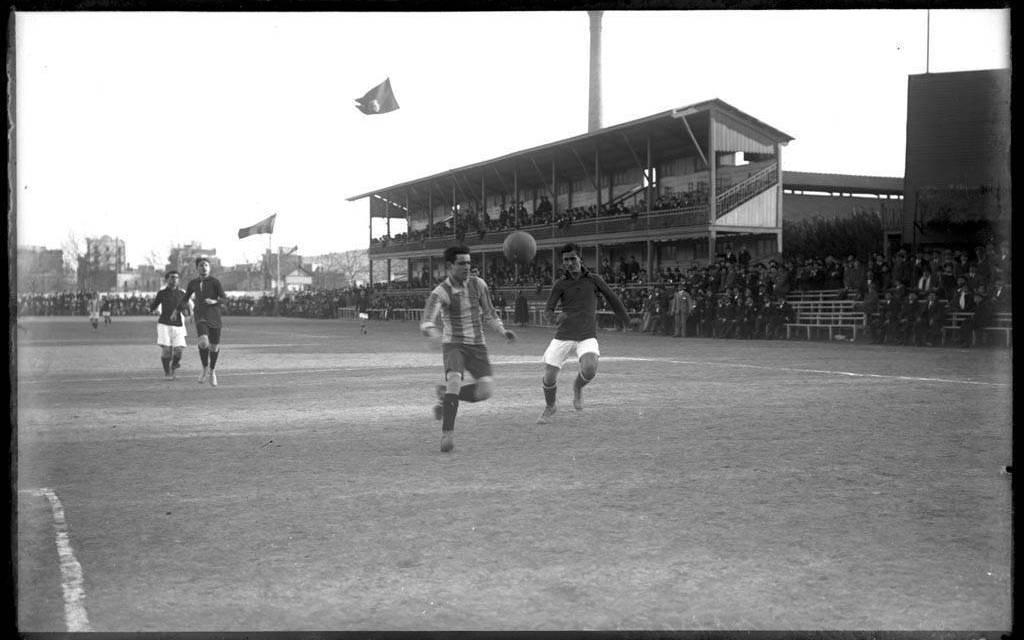 FOTO DEL DÍA: Hace 110 años que se inauguró el Camp del Carrer Indústria, antiguo estadio del Fútbol Club Barcelona