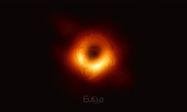 La primera imagen de un agujero negro da la razón a Einstein