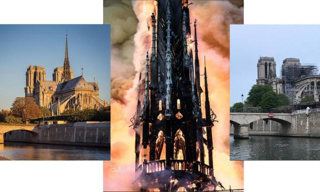 Lo que se ha perdido (y salvado) en el incendio de Notre Dame