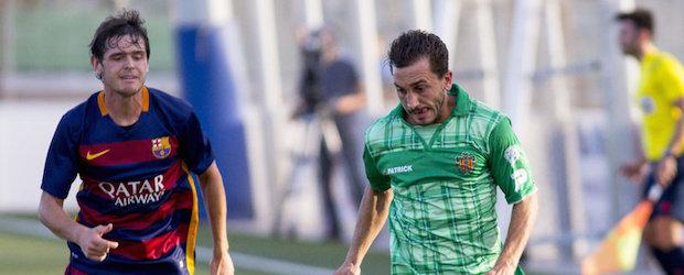 El Barça B perdió por 1-2 ante el Cornellà en el estreno de Gerard en el banquillo.