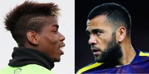 Paul Pogba y Dani Alves están llamados a ser dos de los principales protagonistas de la final de la Champions League entre la Juventus y el F.C.Barcelona.