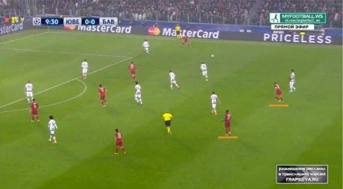 Posiciones interiores de Lahm y Alaba en el Bayern de Guardiola.