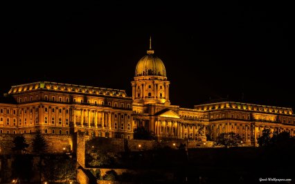 Royal Castle of Budapest, Hungary