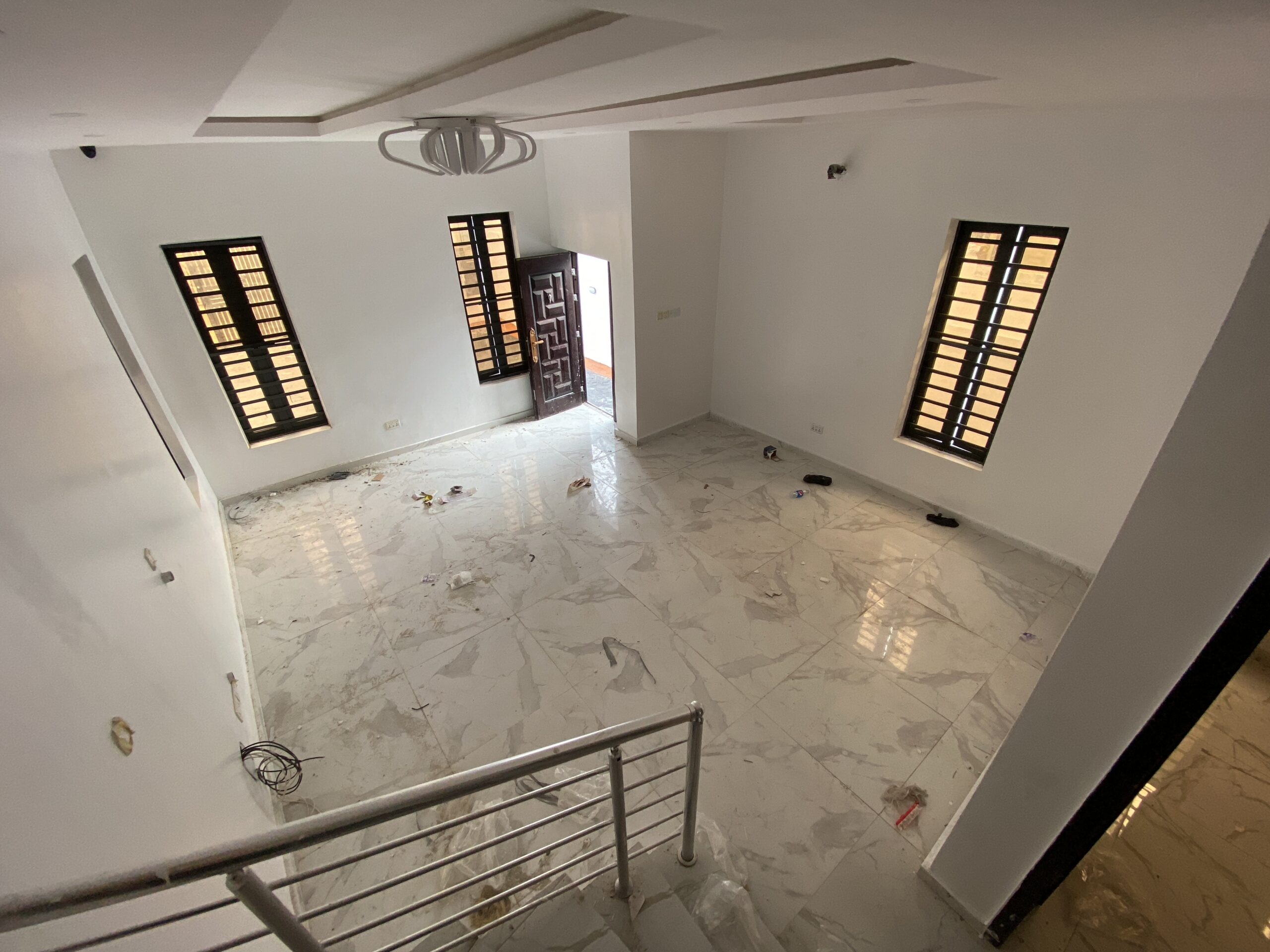 NEWLY BUILT 4 BEDROOM DETACHED DUPLEX WITH BQ FOR SALE!!!