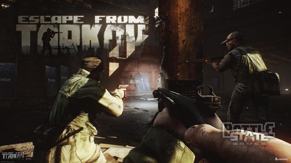 Escape From Tarkov : nouveaux screenshots, nouvelles des SCAV, vague de bannissement, [MAJ] NDA