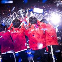 League of Legends : Aperçu des skins SKT 2017