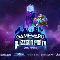 GameWard BlizzCon Party: l'Esport s'invite sur grand écran