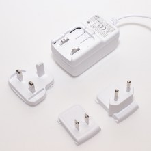 GGMM E3 Wi-Fi and Bluetooth Airplay Speaker - The mains adaptor plug #3