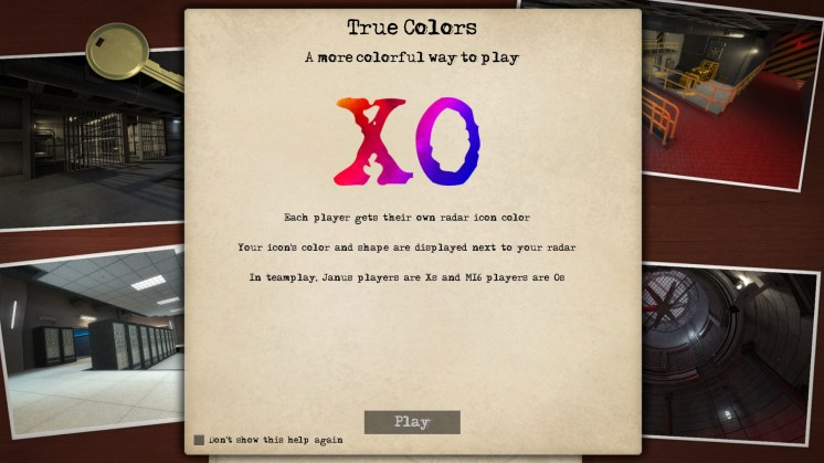 True Colors Screenshot
