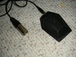 Audio-Technica ATM87R Boundary Mic