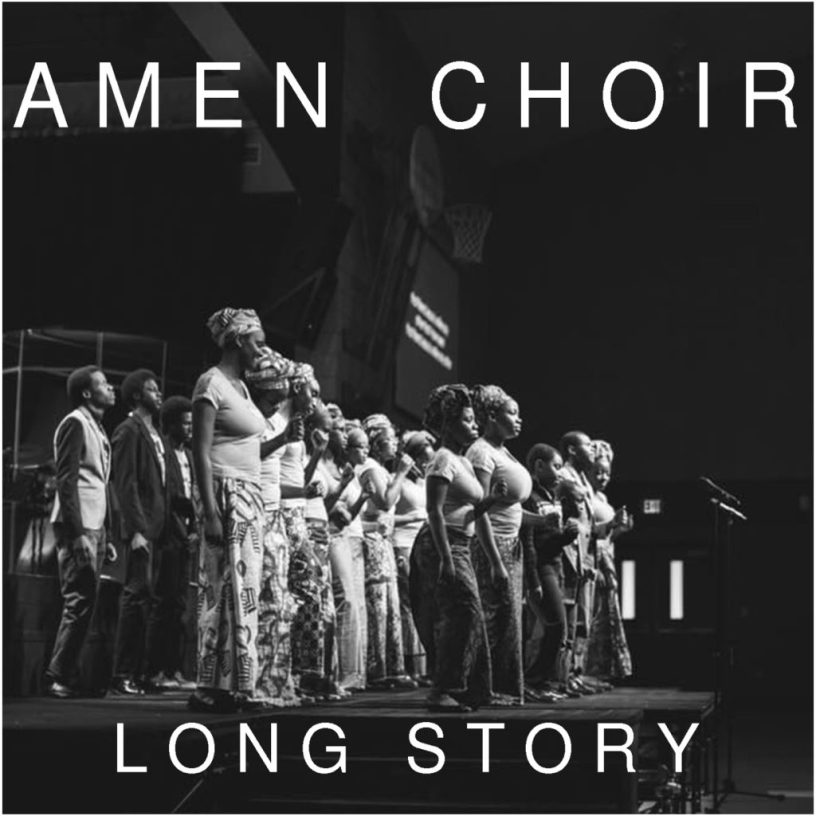 """Amen Choir's much anticipated CD """"Long Story"""" is here! You can purchase your own copy at CD Baby at the link in the article."""