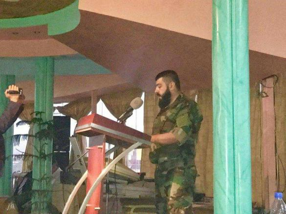حشد الجزيرة والفرات أحدث مليشيات النظام يعلن انطلاق معركة تحرير دير الزور