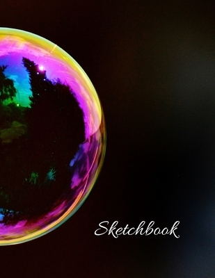 """Personalized Sketchbook, 8.5""""x11"""", 120 Pages, Sketch Book for Sketching, Drawing or Doodling"""