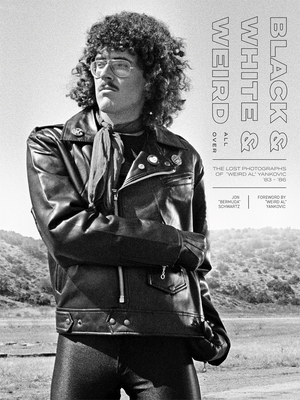 """Black & White & Weird All Over: The Lost Photographs of """"weird Al"""" Yankovic '83 - '86"""