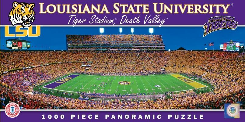 Louisiana State Puzzle