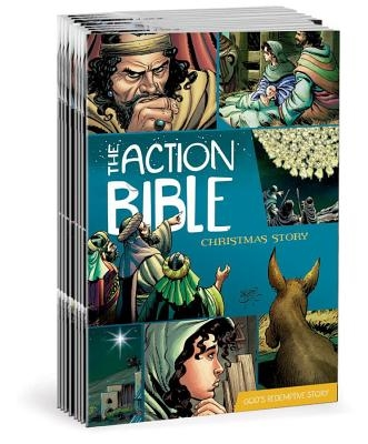 The Action Bible: Christmas Story