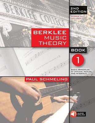 Berklee Music Theory Book 1
