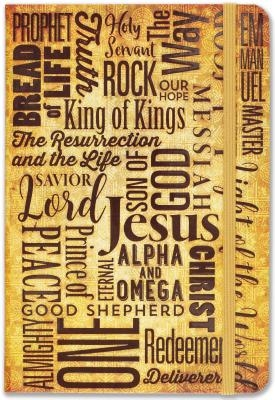 Essntls Lg Dot Mtx Names of Jesus
