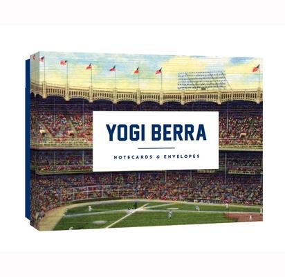 Yogi Berra Notecards