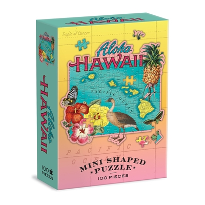 Hawaii Mini Shaped Puzzle