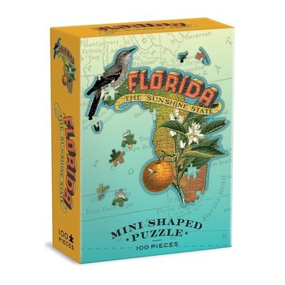 Florida Mini Shaped Puzzle