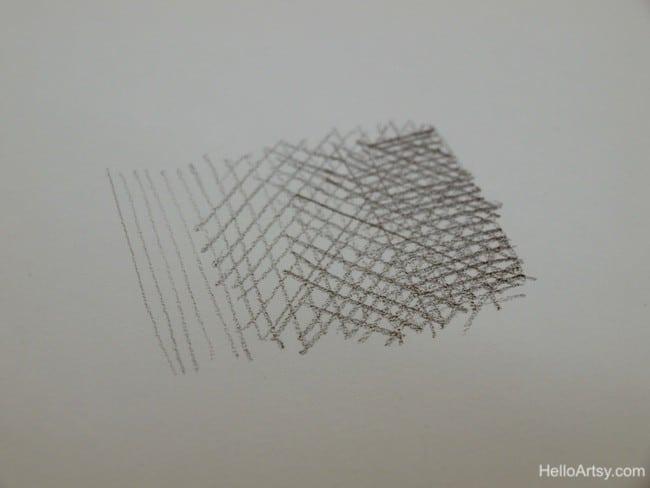 como sombrear desenho 5
