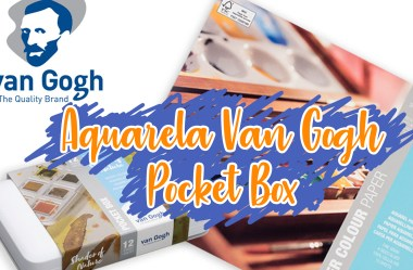 Aquarela Van Gogh Pocket Box – Review