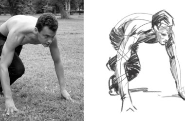 Como melhorar seu desenho em 6 dias – Dia 2