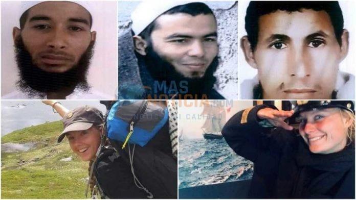 Dansk pige halshugget af Islamister !!!
