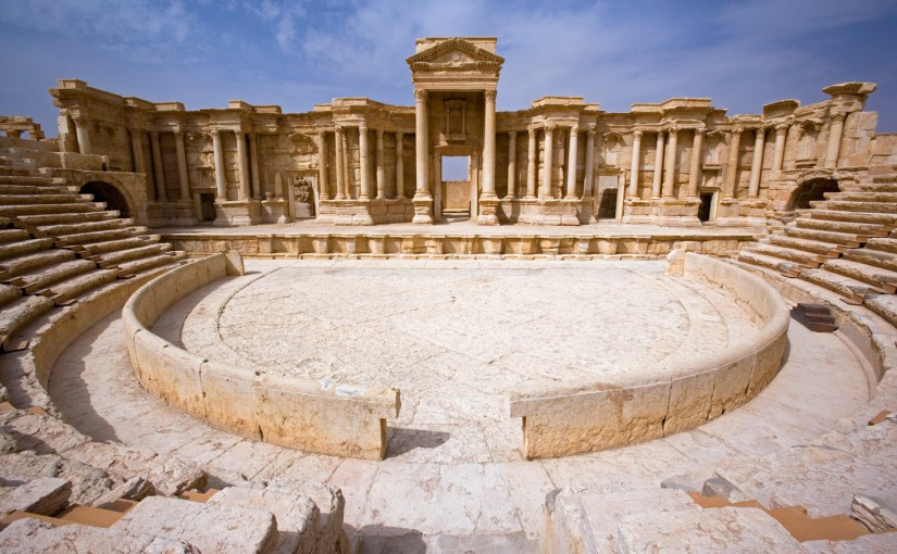 All quiet on Western front after Syrian forces recapture Palmyra from ISIS