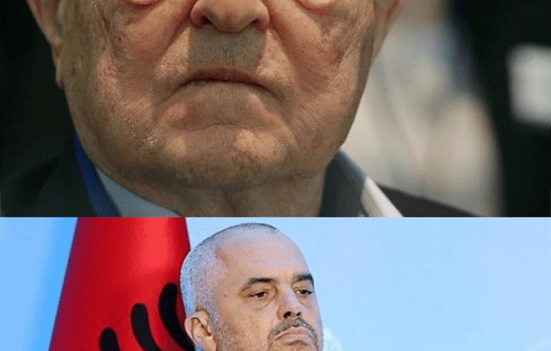 Albania – Soros, Rama, Clintons & cannabis hotbed