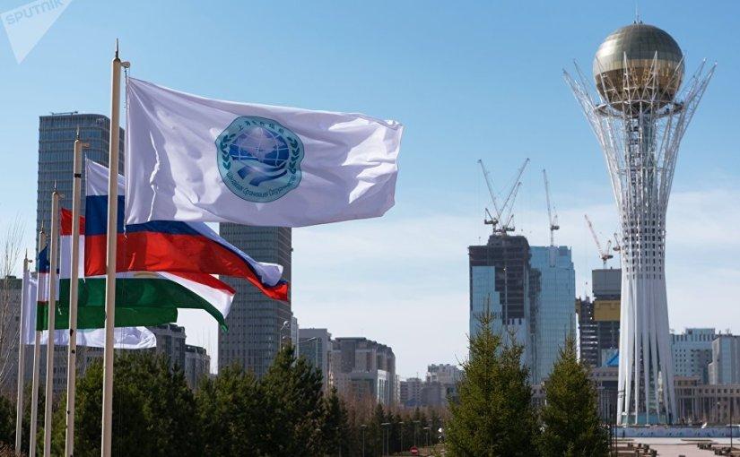 SCO (Shanghai Cooperation Organisation) growing importance