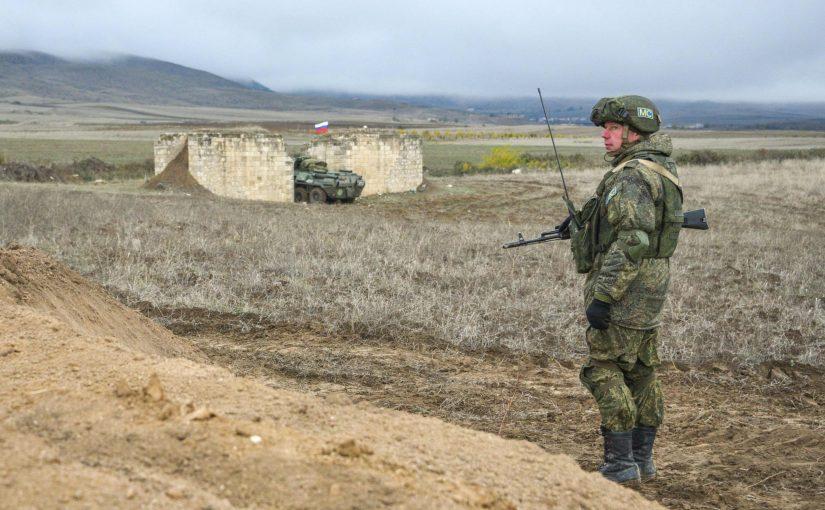 France Challenges Russian Peacekeeping In Caucasus