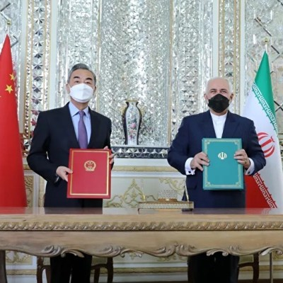 China - Iran - cooperation agreement