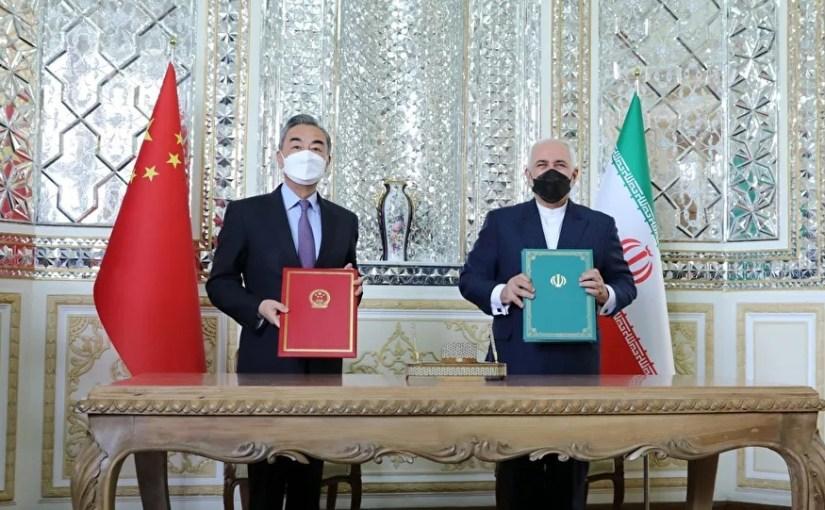 Iran and China Sign 'Historic' 25-Year $400 Billion Strategic Partnership Agreement