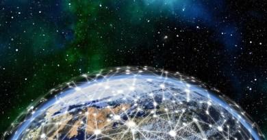 Digital Silk Road by China