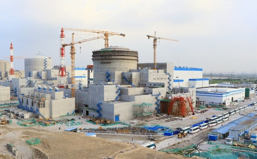Tianwan NPP – the largest object of economic cooperation between Russia and China