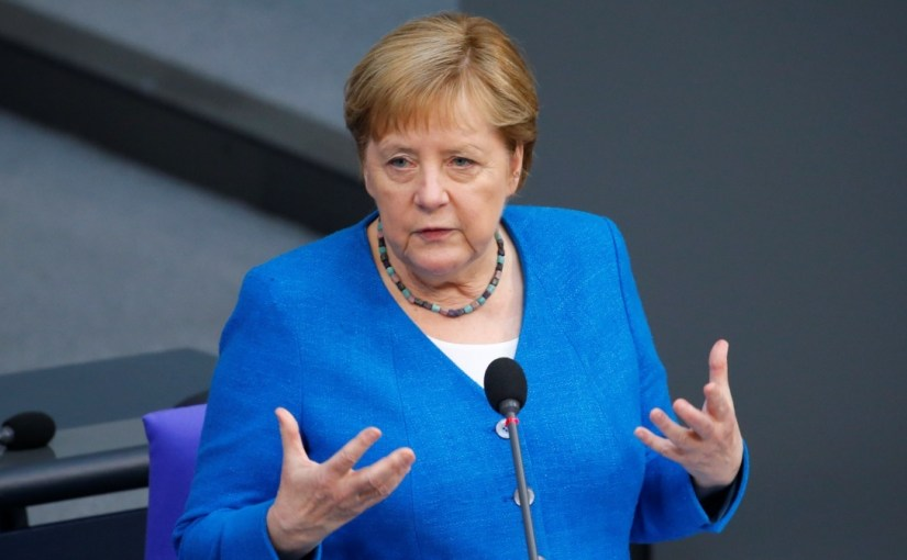 Merkel leaves the European scene after two diplomatic failures