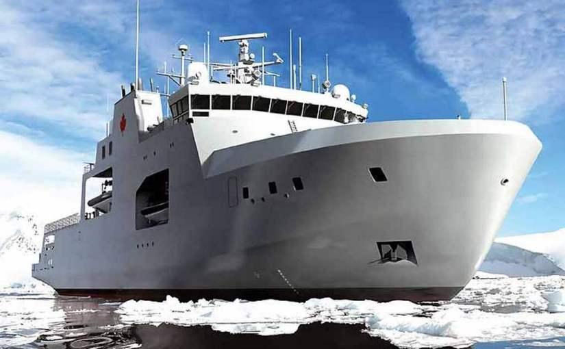 War games in the Arctic