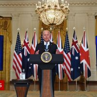United States is losing Europe for alliance with Australia