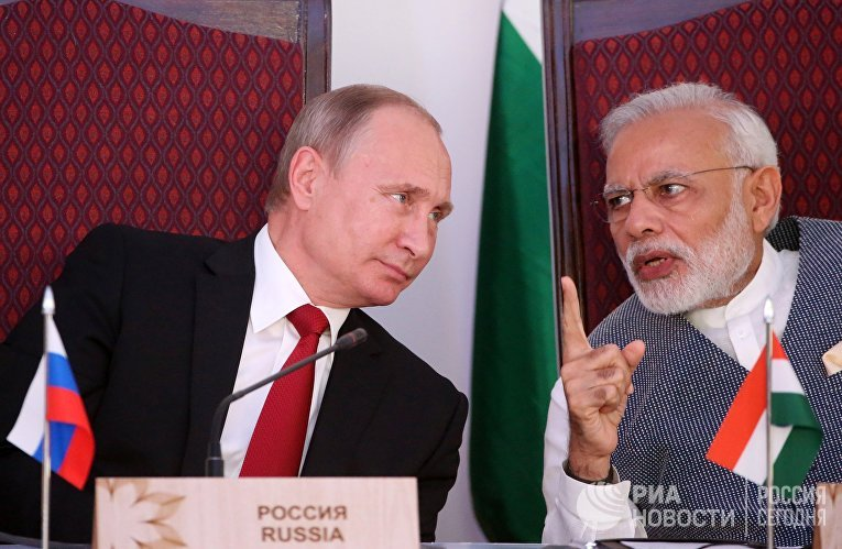 Russia, China & India – Working together in Afghanistan
