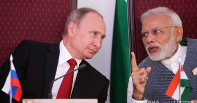 India-Russia-China relations