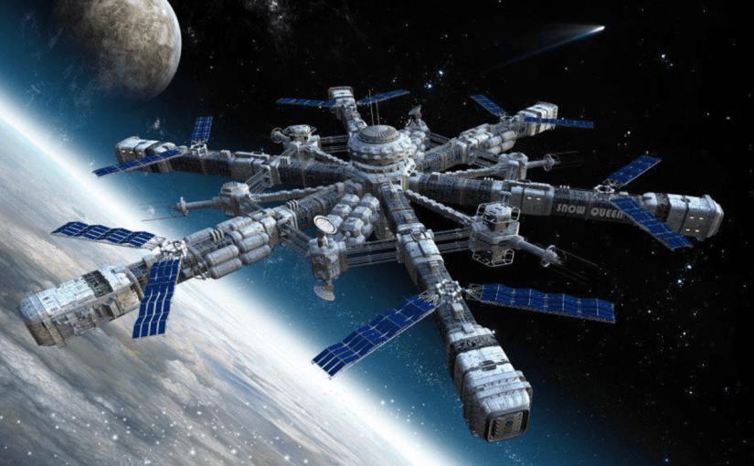 China wants to build a kilometer-sized starship!