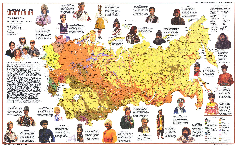 Ussr Maps